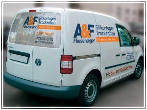 A&F Fliesenleger